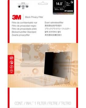 Filtr Prywatyzujący 3M™ PF140W9E Edge-to-Edge do laptopa z matrycą dotykową 14''