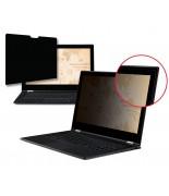 Filtr Prywatyzujący 3M PF116W9E Edge-to-Edge do laptopa z matrycą dotykową 11.6''